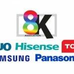 8K Association Logo