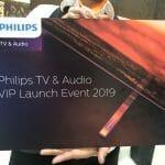 Erste Details vom Philips Tv & Audio Launch-Event 2019
