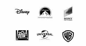 Die wichtigsten Mitglieder der MPAA