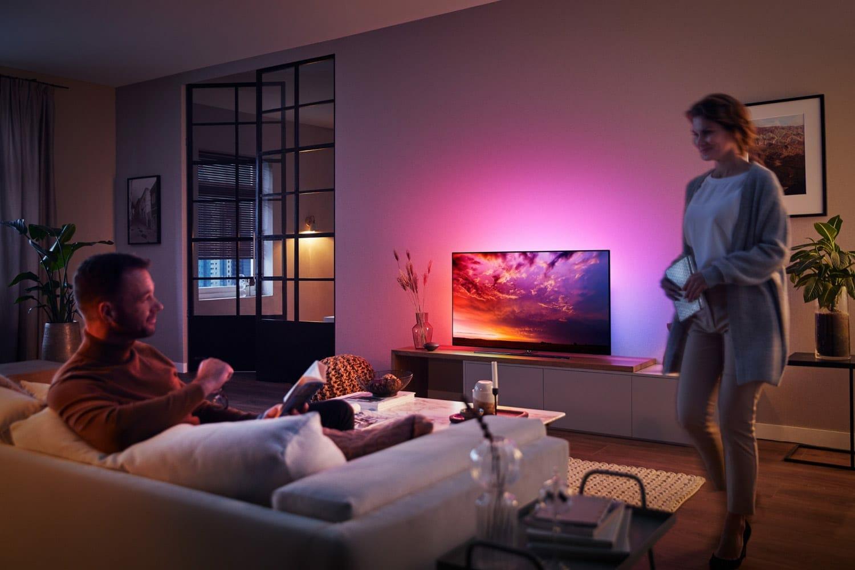 philips 4k fernseher neuheiten 2019 mit dolby vision. Black Bedroom Furniture Sets. Home Design Ideas