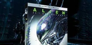 """Beglückt uns 20th Century Fox mit einer 4K Blu-ray zu """"Alien"""" 1979?"""