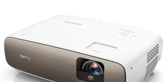"""Der neu BenQ W2700 CinePrime 4K Projektor mit """"HDR PRO"""" und 100% DCI-P3"""
