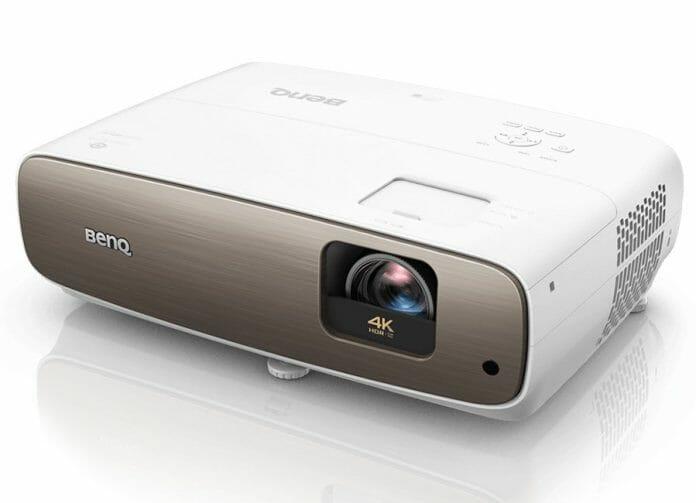 Der neu BenQ W2700 CinePrime 4K Projektor mit