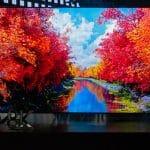 Die Bildqualität der 2019 8K QLED TVs hat uns ganz gut gefallen.