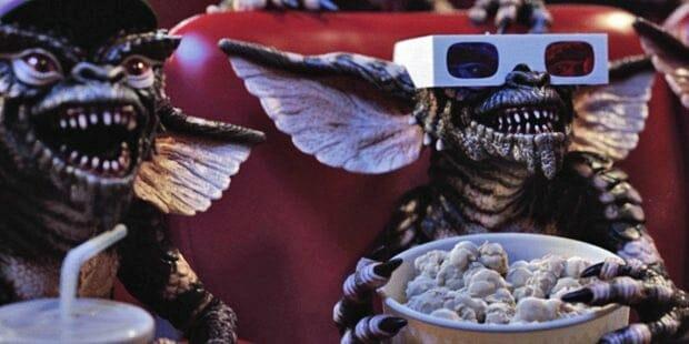 Gremlins erscheint auf 4K Blu-ray (3D Brille nicht im Lieferumfang enthalten)