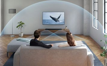 Der HT-X8500 und HT-S350 Soundbar sollen ein Surround und 3D-Klangerlebnis schaffen.