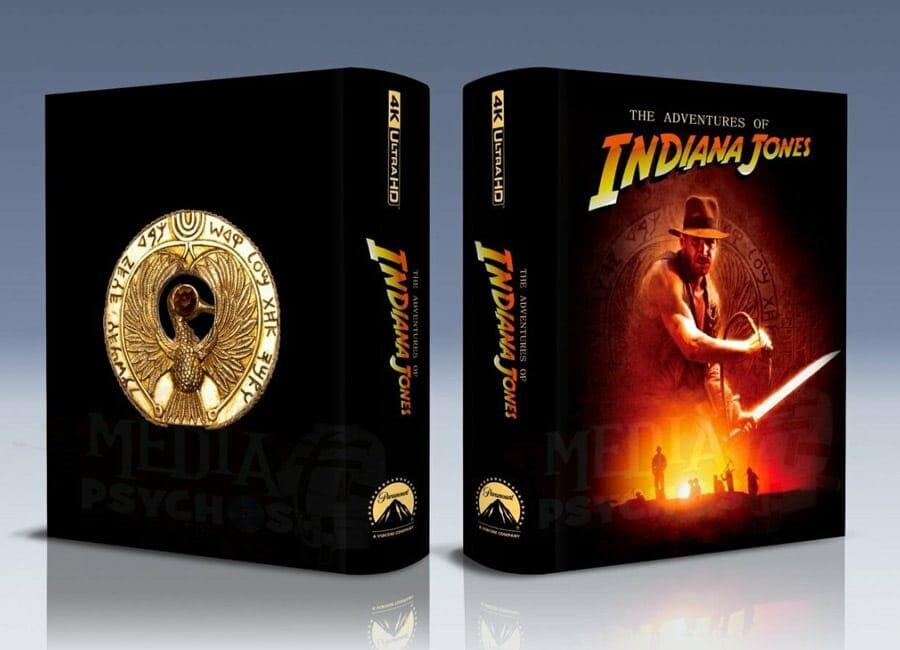 Eine limitierte Indiana Jones 4-Film-Collection auf 4K Blu-ray wird für den chinesischen Markt vorbereitet.