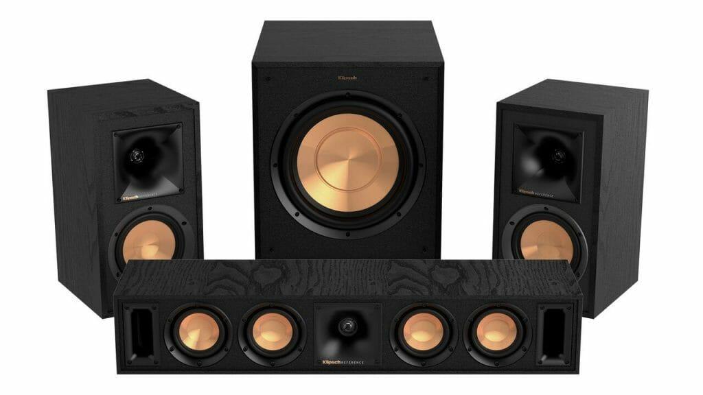 Die Klipsch Wireless Lautsprecher der Reference Serie lassen sich mittels WiSA-Protokoll mit kompatiblen Endgeräten verbinden
