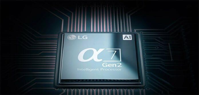 """Der Alpha 7 Gen 2 Prozessor soll dem B9 4K OLED mit """"Verbesserten Bildern, Action und Farben"""" Beine machen"""