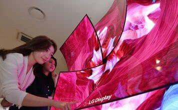 Symbolbild: LG Display präsentiert ein 88 Zoll 8K Display mit integriertem Dolby Atmos Sound!