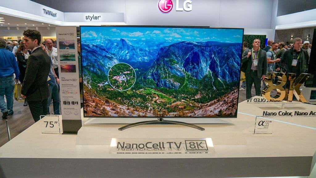 Auch ausgewählte LG 2019 NanoCell TVs unterstützen Custom Tone Mapping sowie AutoCal