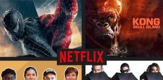 Netflix schickt im Februar 2019 viele Neuzugänge ins Rennen