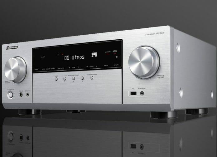 Der Pioneer VSX-934 AV-Receiver bietet mehr Leistung und Ausstattung als sein Vorgänger