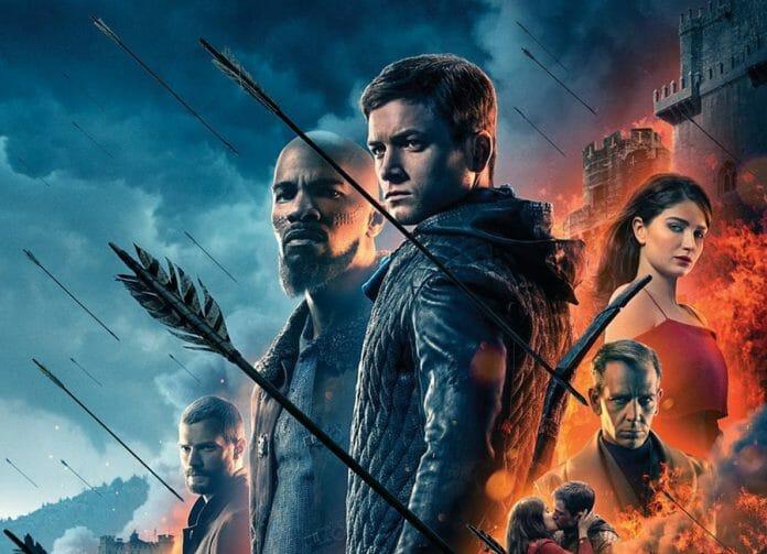 Robin Hood (2018) ist der erste Film, der HDR10+ und Dolby Vision auf 4K Blu-ray unterstützt!