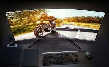 Samsungs UR59C curved 32 Zoll 4K Monitor für anspruchsvolle Anwendungen und Gaming