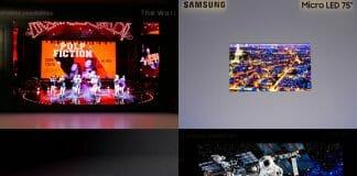 Die Highlights vom Samsung First Look Event auf der CES 2019