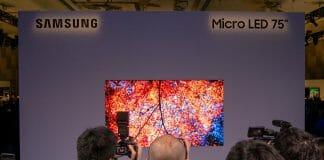 Kann Samsung mit einem Micro-LED-TV das High-End-Segment zurückerobern?