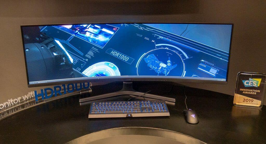 Samsung hat für jeden Kundentyp den passenden Monitor