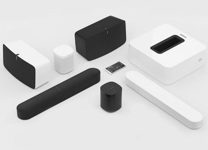 Sonos experimentiert wohl mit Dolby Atmos kompatiblen Lautsprechern