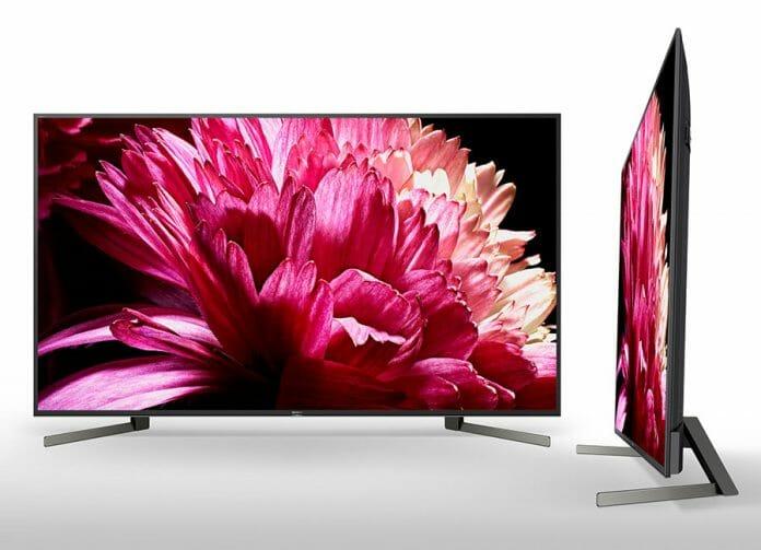 Sonys Premium XG95 & XG90 4K HDR Fernseher wurden auf der CES 2019 vorgestellt