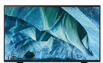 "Sony ZG9: 8K Fernseher im XXL-Format mit ""Master Backlight Drive"""