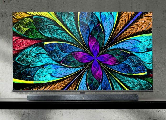 Der TCL X10 8K QLED TV in 75 Zoll mit Dolby Vision HDR wurde auf der CES 2019 vorgestellt