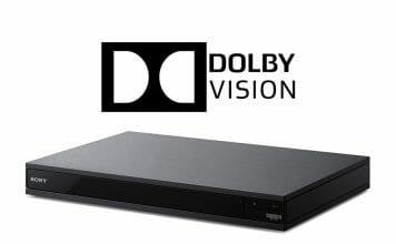 Die Neuauflage Sony 4K Blu-ray Players aus 2017, UBP-X800M2 unterstützt zusätzlich Dolby Vision HDR