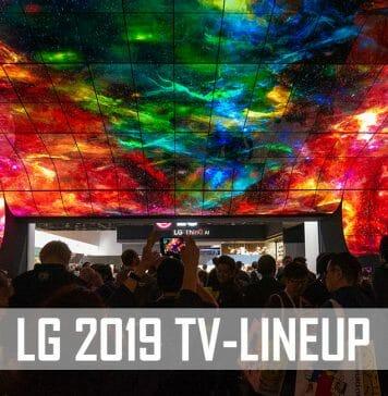Wie unterscheiden sich die neuen 2019 OLED TVs von LG zu den Vorjahresmodellen?