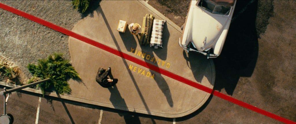 Bad Times At The El Royale ist bildgewaltig. Ein Vorteil durch HDR10+ lässt sich aber leider nicht erkennen!