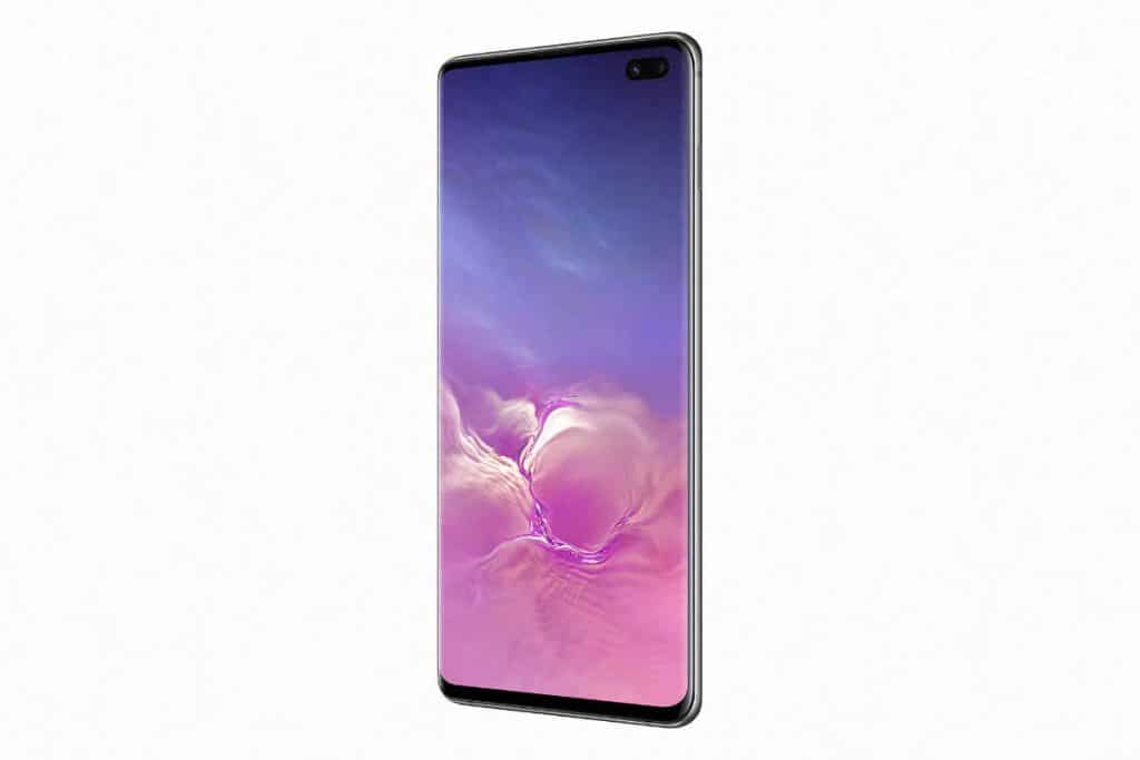 Samsung Galaxy S10+: Samsungs neues Spitzenmodell