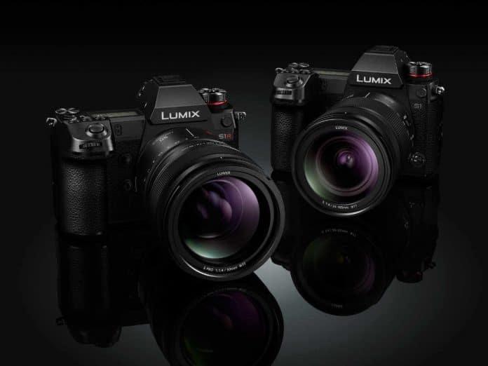 Panasonic Lumix S1 und S1R bieten 4K-Video mit bis zu 60 fps