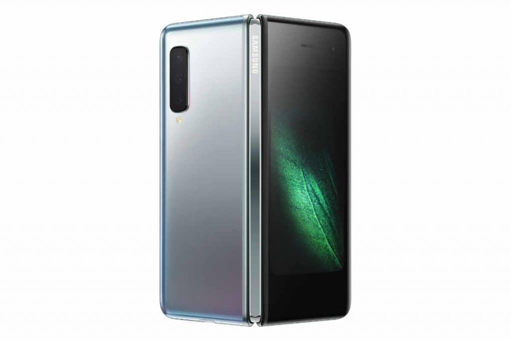 Das Samsung Galaxy Fold bietet satte 12 GByte Arbeitsspeicher