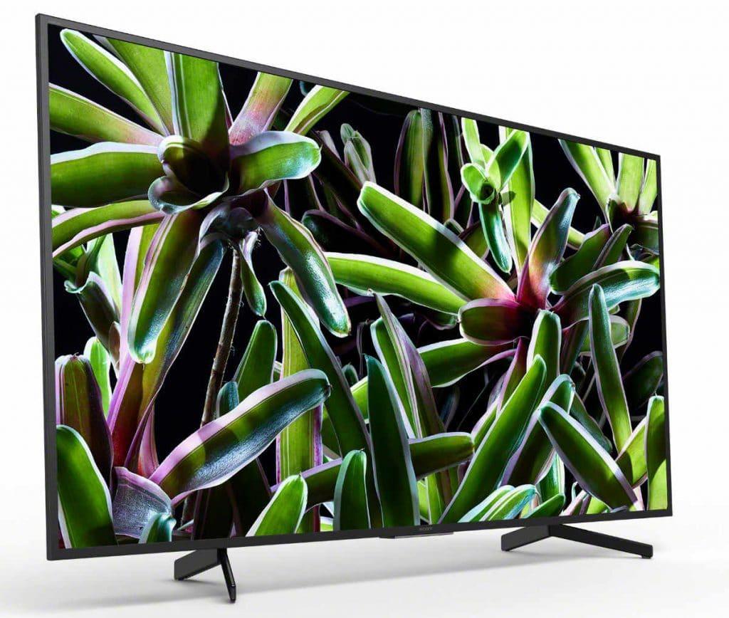 Sonys GX70 bietet ab 55 Zoll Direct LED, verzichtet aber auf Android TV