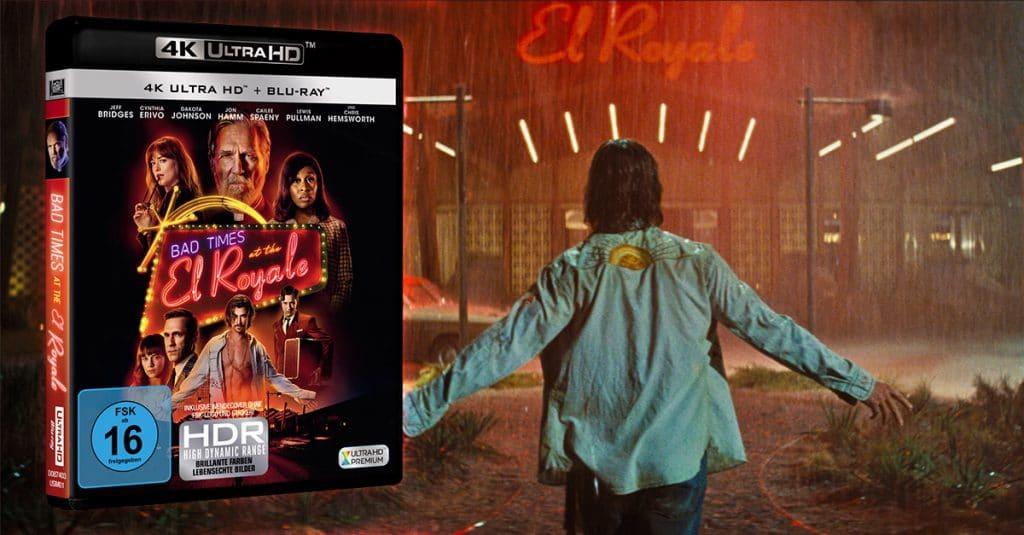 """Das HDR10+ Debüt """"Bad Times At The El Royale"""" konnte dem Hype nicht gerecht werden"""