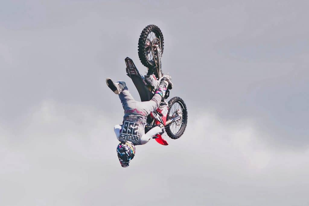 "Freestyle Motocross vom feinsten in ""FMX Nomads"""