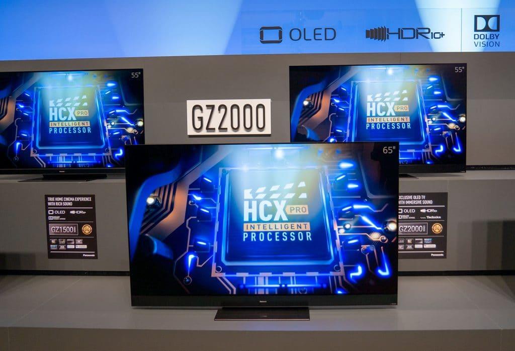 """Der High-End-OLED """"GZW2004"""" glänzt dank """"handverlesenen"""" und optimierten OLED-Displays"""