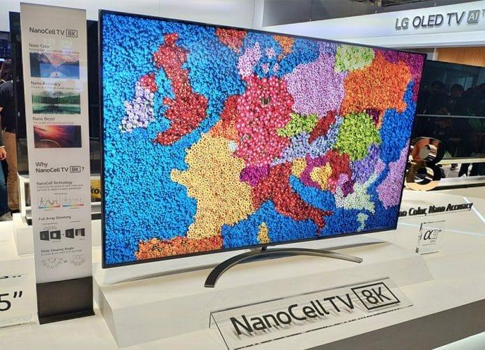 Die LG 4K NanoCell TVs liefern laut Hersteller einen besondern breiten Blickwinkel!