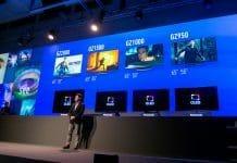 Panasonic präsentierte die neuen GZW2004, GZW1004 und GZW954 OLED TVs