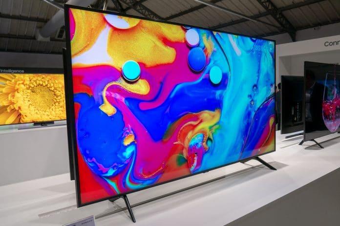 Die Q60R 4K QLED Fernseher mit