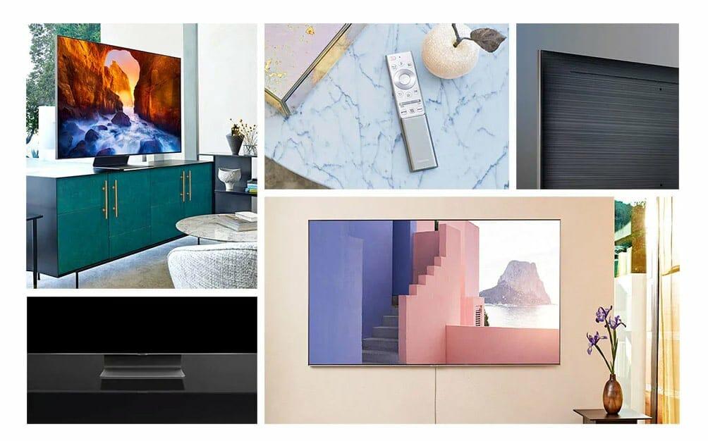 samsung q90r alles ber den neuen 4k qled premium tv 4k. Black Bedroom Furniture Sets. Home Design Ideas