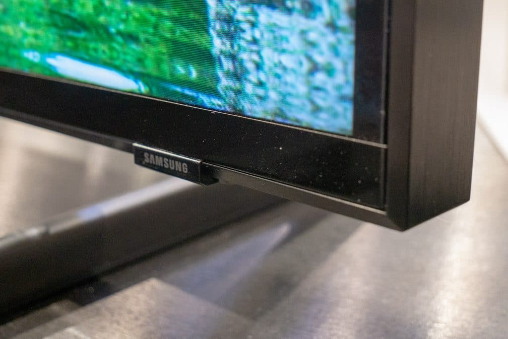 Das Design des Q950R gleicht dem des Vorgänger Q900R. Womöglich nutzt Samsung auch das gleiche Chassis