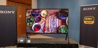 Ja, die Bildqualität auf dem ZG9 8K Fernseher war auf den ersten Blick sehr gut, aber wer kann sich so etwas leisten?