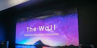 """Samsung präsentiert eine 292 Zoll-Version von """"The Wall 2019"""" mit Micro-LED"""