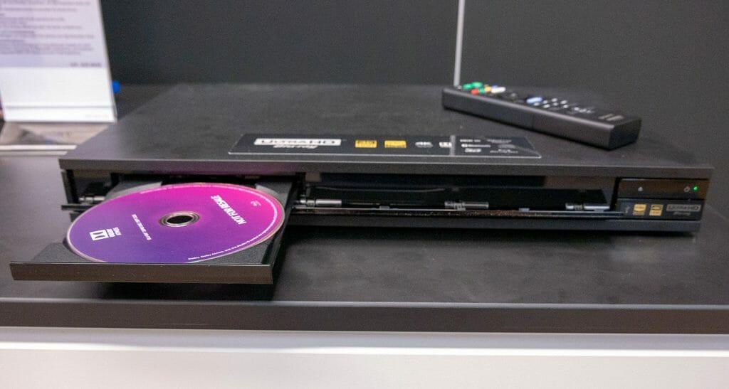 Der neue UBP-X800M2 unterstützt High-Res-Audio und Dolby Vision HDR!