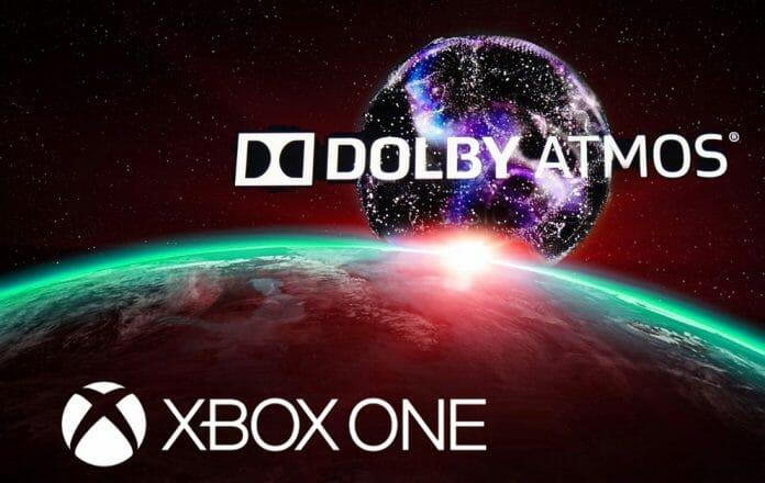 Die Xbox One Konsole erhält einen Dolby Atmos Upmixer für Spiele und Filme