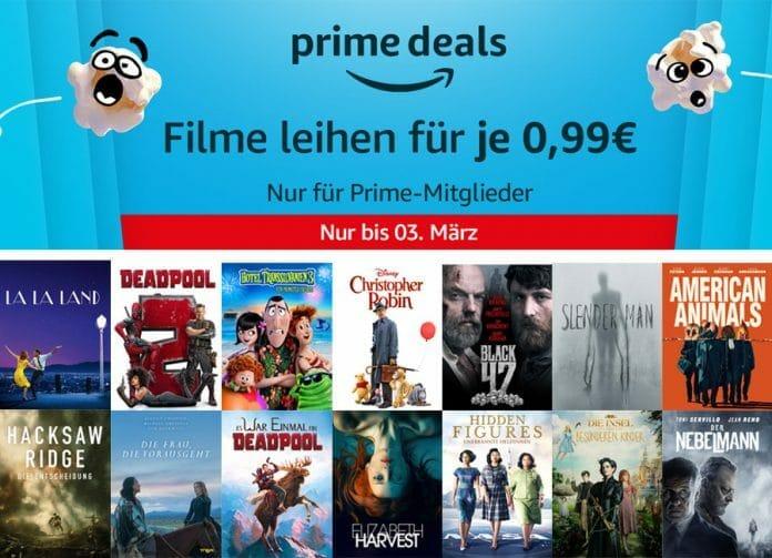Mega Entertainment Angebot: 300 Filme zu je nur 99 Cent ausleihen!