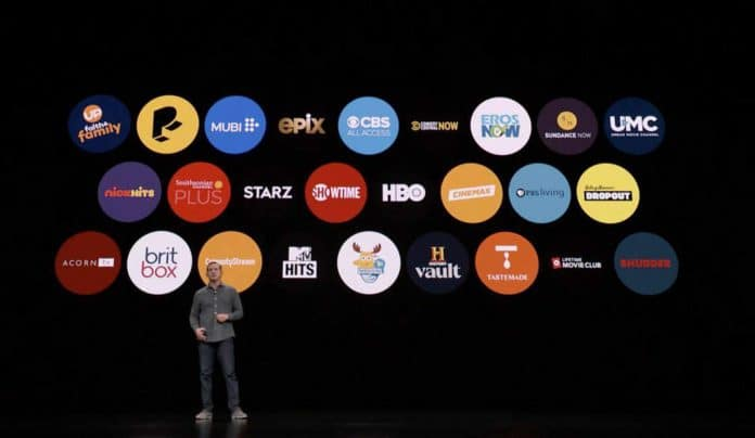 Apple TV App Partner