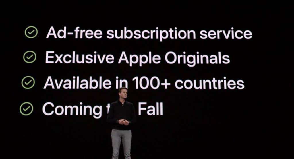 Apple TV+ Herbst