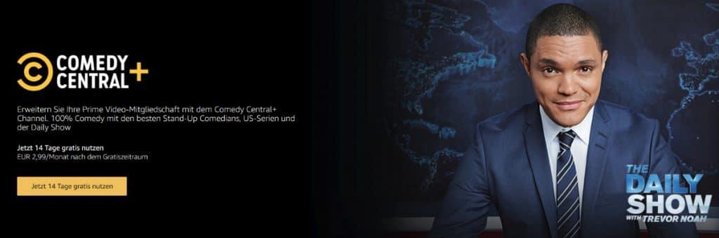 Comedy Central+ will mit US-Comedy deutsche Fans locken