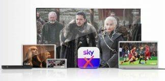 Sky X: Ein neues Angebot (voerst) nur in Österreich